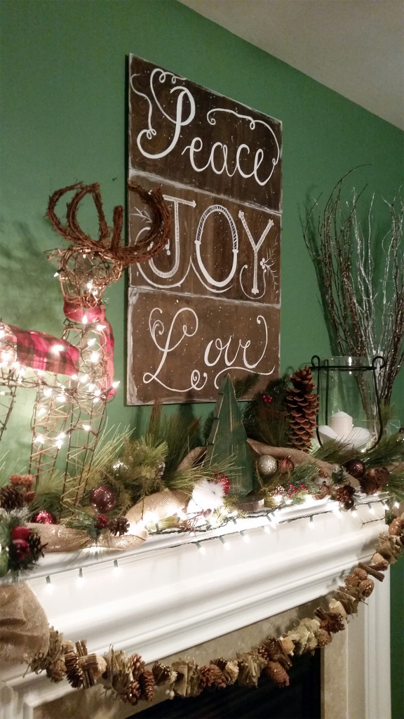 peace-joy-love-christmas-mantel