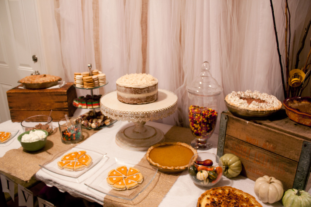 thanksgiving-dessert-table-naked-bourbon-cake
